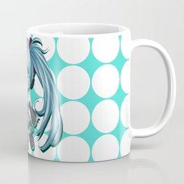 Chibi Hatsune Miku Coffee Mug