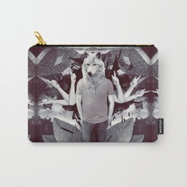 Opposite Flow Carry-All Pouch