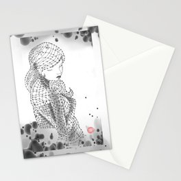 Chemical Girl Stationery Cards