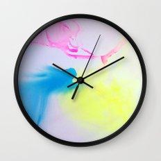 Washes IV Wall Clock