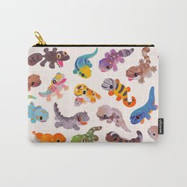 Gecko - bright Carry-All Pouch
