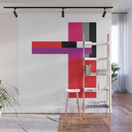 A language of alternative code #1 Wall Mural