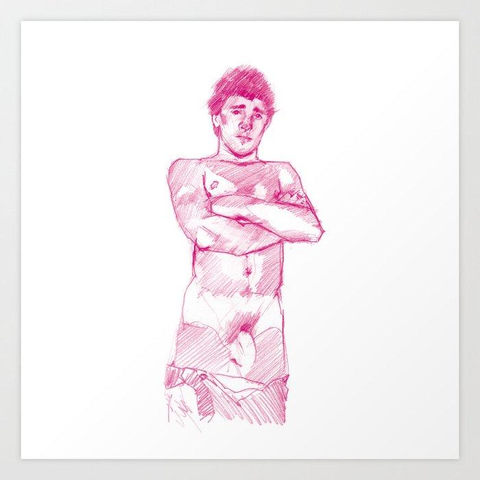 FAG 24 Art Print