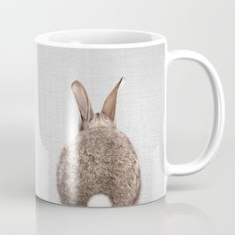 Rabbit Tail - Colorful Coffee Mug