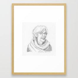 Judy Goldman Framed Art Print