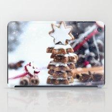 Christmas bakery iPad Case