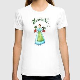 Harvest Girl T-shirt