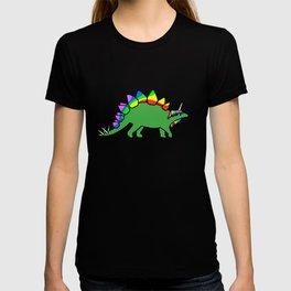 Stegocorn (Unicorn Stegosaurus) T-shirt
