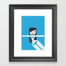 Bikini (03) Framed Art Print