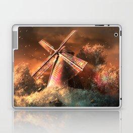 Color the wind Laptop & iPad Skin