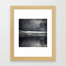 BeinG theRe Framed Art Print