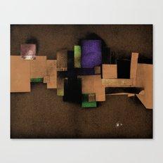 collage... Canvas Print
