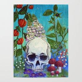 The Poisonous Garden Poster