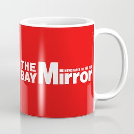 The Bay Miror Logo Coffee Mug