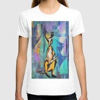 kangaroo T-shirts featuring KANGAROO by Matt Schiermeier