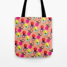 love ring Tote Bag
