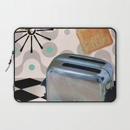 Fifties Kitchen Toaster Laptop Sleeve