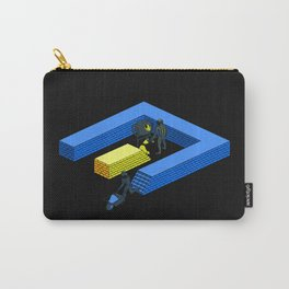 Tron Wall Carry-All Pouch