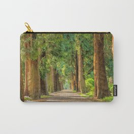 Nature/trees Carry-All Pouch