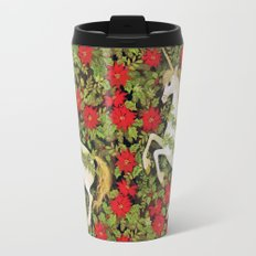 Christmas Unicorn Travel Mug
