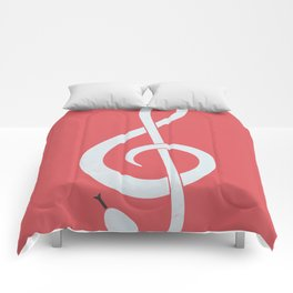 G Snake II Comforters