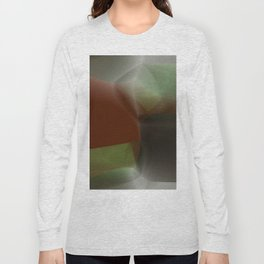 Abstract Composition 223 Long Sleeve T-shirt