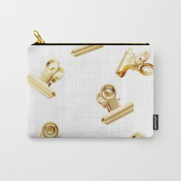 Golden Clips Carry-All Pouch