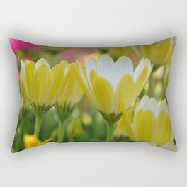 May Flowers For Mom Rectangular Pillow