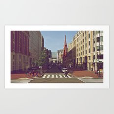 DC Art Print