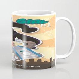 Lung Girl Cover Coffee Mug
