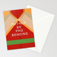 Bolin Would Rather Be Probending Stationery Cards