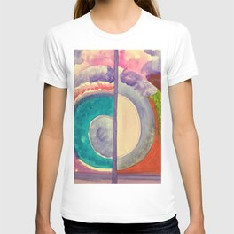 Life in Watercolor T-shirt
