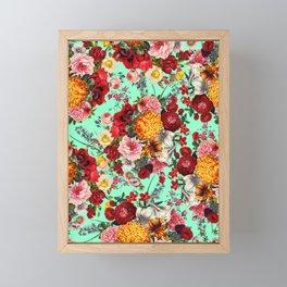 EXOTIC GARDEN XV Framed Mini Art Print