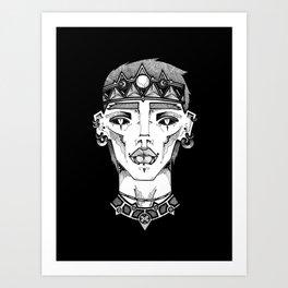 Ickus Art Print