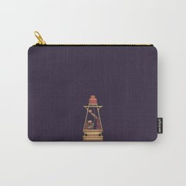 """poster : bottle 6 """"flacon à voiles"""" Carry-All Pouch"""