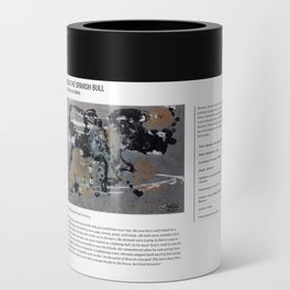 Horacio The Spanish Bull / Art Stories Can Cooler