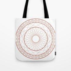 Anime Magic Circle 3 Tote Bag