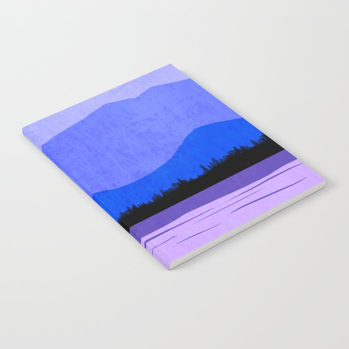 Blue Ridge Mountains Notebook