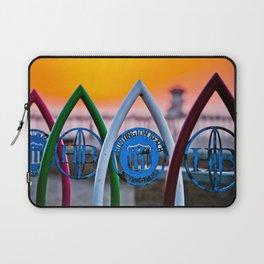 Surf City USA  ~  Huntington Beach California   Laptop Sleeve