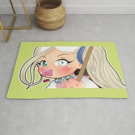 art rebellion  Rug