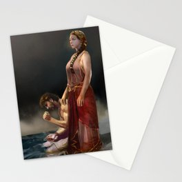 """Calypso(""""Charm of of the Ancient Enchantress"""" Series) Stationery Cards"""