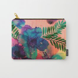 Skye Floral Carry-All Pouch