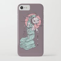 dragon iPhone & iPod Cases featuring Dragon by theroyalbubblemaker
