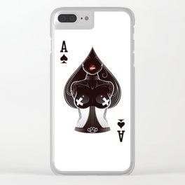 The Bitch Clear iPhone Case