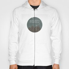 Integrity is Paramount Hoody