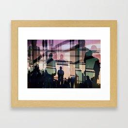Endless Wait Framed Art Print