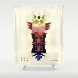 No Deal Shower Curtain