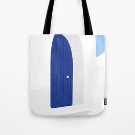 Santorini #01 Tote Bag