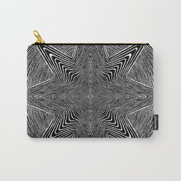 Optical Star Carry-All Pouch
