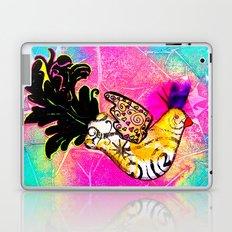 Fancy Bird Laptop & iPad Skin